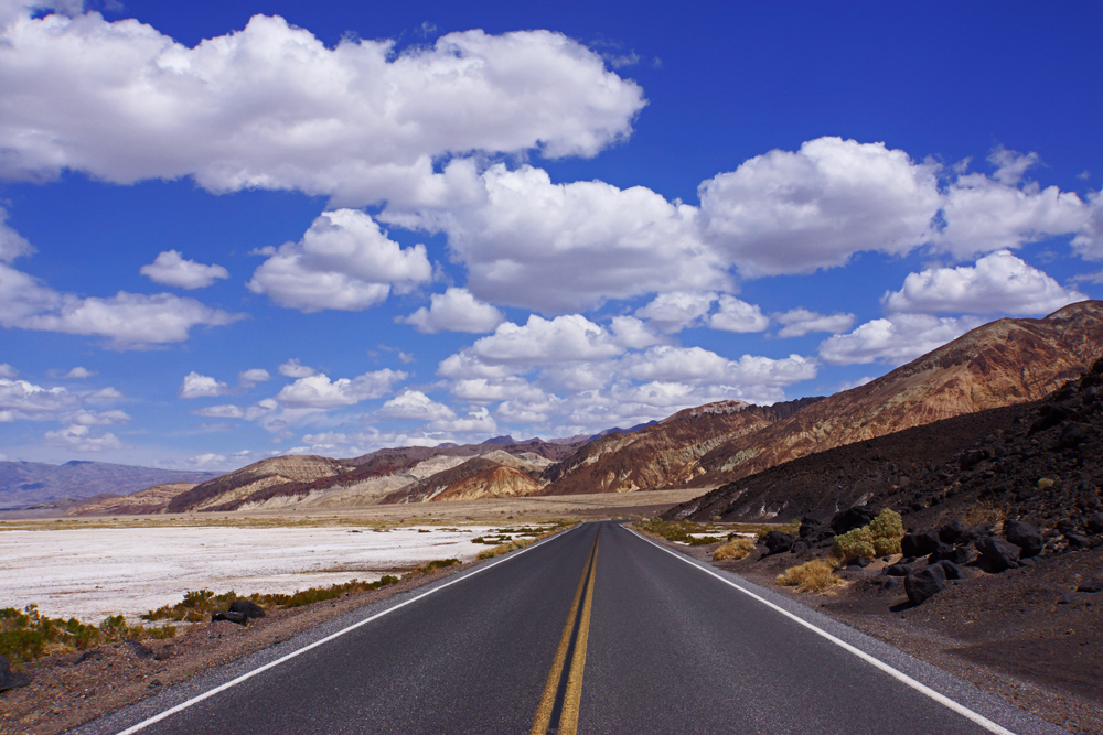Death Valley Byways