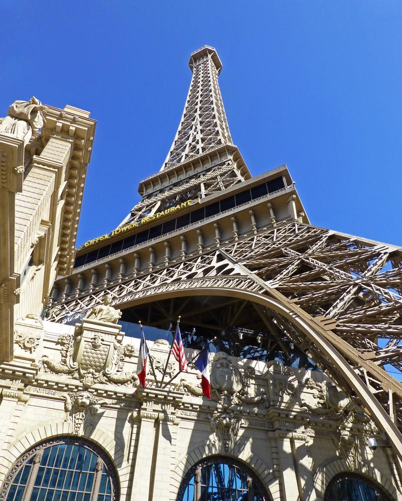 The Eiffel Vista