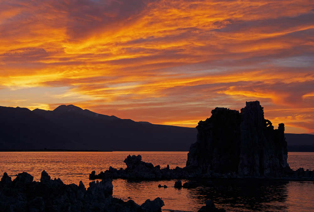 Mono Lake Tufa - 4