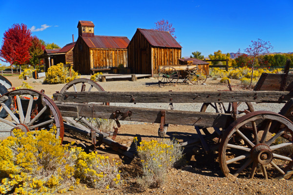 Bartley Ranch Wagon