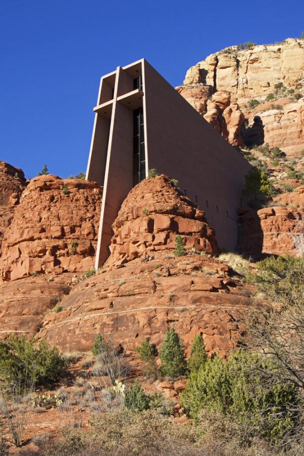 Chapel in the Rocks II
