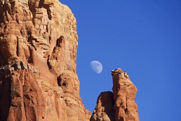 Sedona Moonrise II
