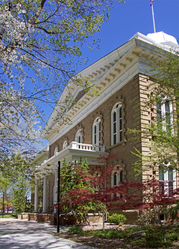 Carson Capitol Building
