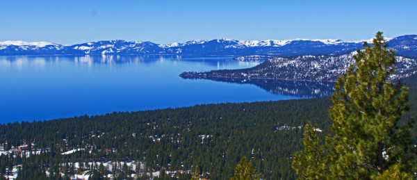 Tahoe's Still Waters