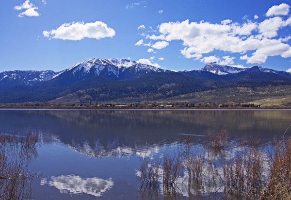 Upper Washoe Lake