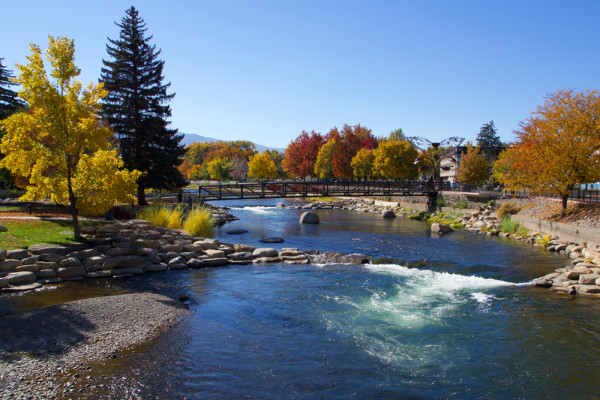 Reno's Fall Colors