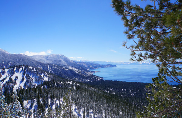 Tahoe - A Skier's Paradise