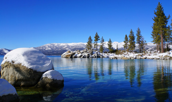 Tahoe's Chilly Waters