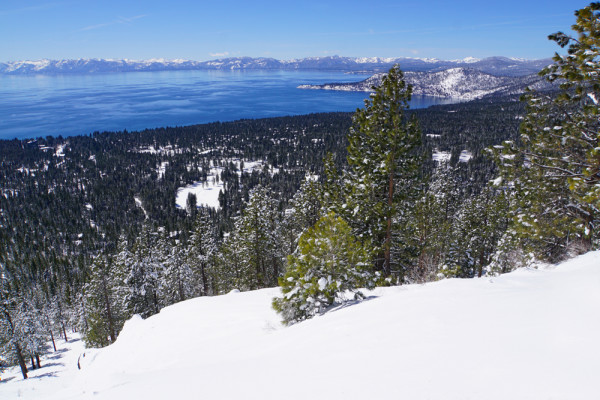 Tahoe's Gorgeous North Shore