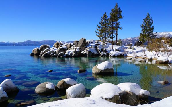 Tahoe's Majestic Sand Harbor